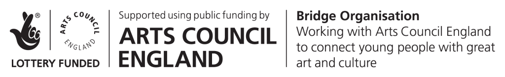 Arts Council England Bridge Organisation Logo